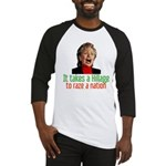 Takes a Hillage anti-Hillary Baseball Jersey