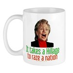 Takes a Hillage anti-Hillary Mug