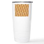 Fire Clownfish Pattern Travel Mug