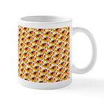 Fire Clownfish Pattern Mugs
