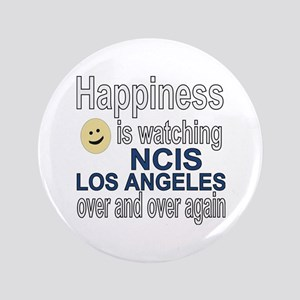 Happiness is watching NCIS Los Angeles over Button