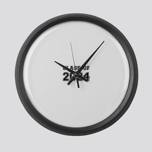 Class of 2024 Large Wall Clock