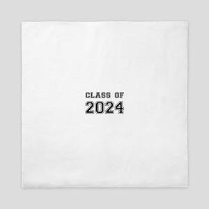 Class of 2024 Queen Duvet