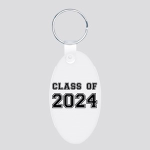 Class of 2024 Keychains