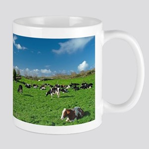 Cows grazing Mugs