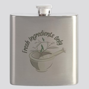Fresh Ingredients Flask
