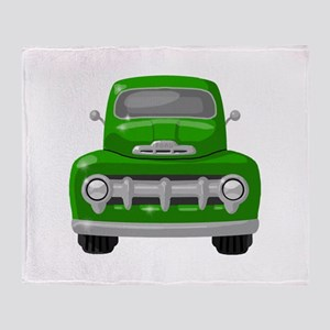 1951 Ford Pickup Throw Blanket