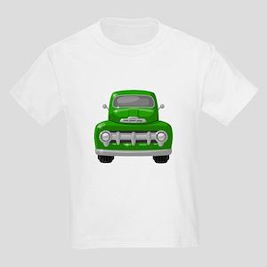 1951 Ford Pickup Kids Light T-Shirt