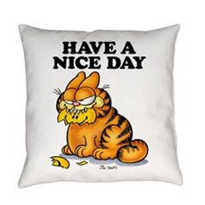 Have a Nice Day Everyday Pillow