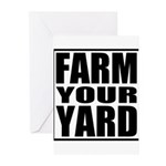 Farm Your Yard Greeting Cards (Pk of 20)