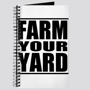 Farm Your Yard Journal
