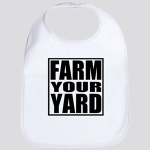 Farm Your Yard Bib
