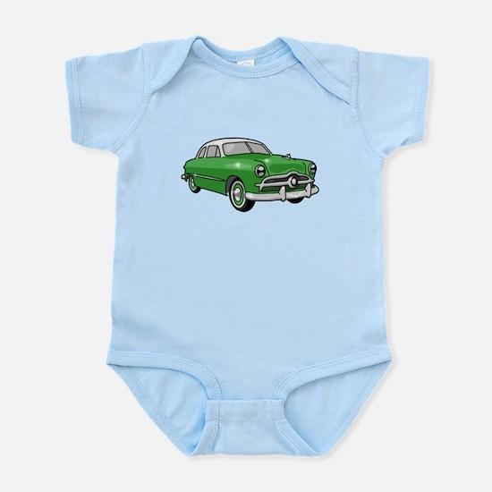 1949 Ford Sedan Infant Bodysuit