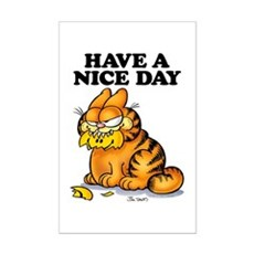 Have a Nice Day Mini Poster Print