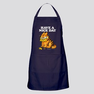 Have a Nice Day Apron (dark)