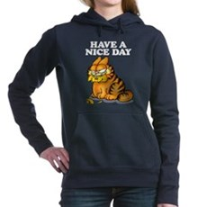 Have a Nice Day Women's Hooded Sweatshirt