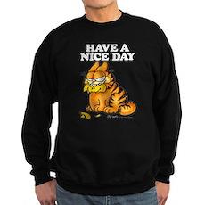 Have a Nice Day Sweatshirt (dark)