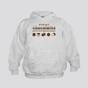 Life is like a box of chocolates Hoodie