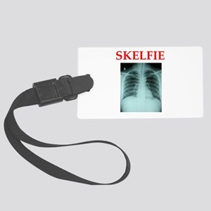 RADIOLOGY JOKE Luggage Tag