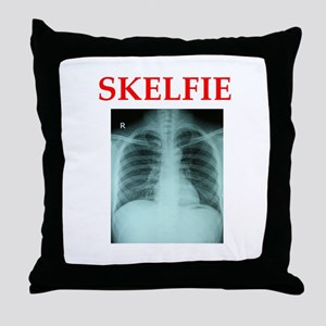 RADIOLOGY JOKE Throw Pillow