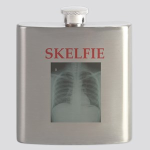 RADIOLOGY JOKE Flask