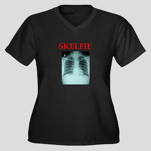 RADIOLOGY JOKE Plus Size T-Shirt