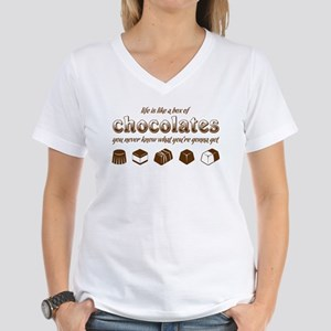 Life is like a box of chocolates T-Shirt