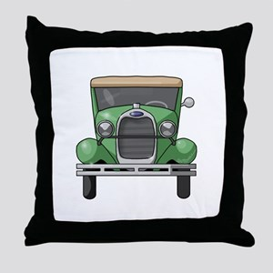 1931 Ford Model A Throw Pillow