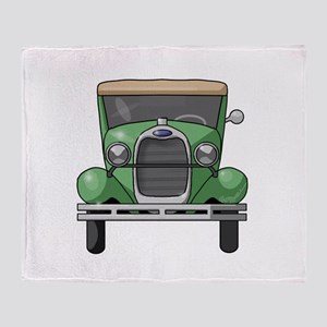 1931 Ford Model A Throw Blanket
