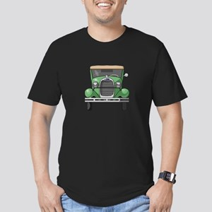 1931 Ford Model A Men's Fitted T-Shirt (dark)