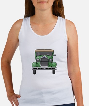 1931 Ford Model A Women's Tank Top