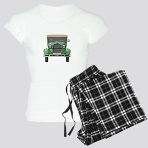 1931 Ford Model A Women's Light Pajamas