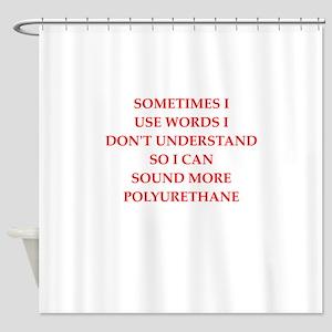 ignorant Shower Curtain
