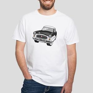 1958 Nash Metropolitan White T-Shirt