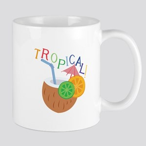 Tropical Mugs