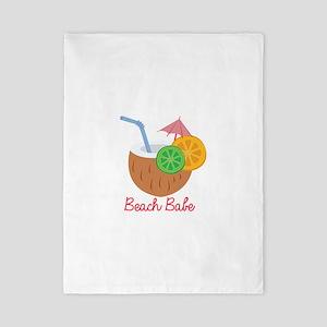 Beach Babe Twin Duvet