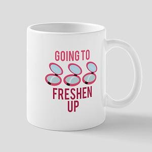 Freshen Up Mugs