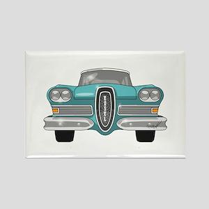 1958 Ford Edsel Rectangle Magnet