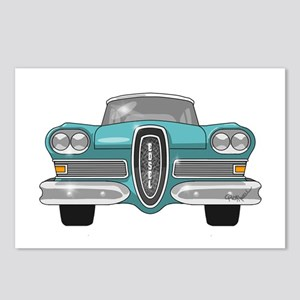 1958 Ford Edsel Postcards (Package of 8)