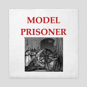 model prisoner Queen Duvet