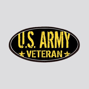 U.S. Army: Veteran (Gold Stars) Patch