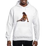 Sexy.Emo.Girl2 Hooded Sweatshirt