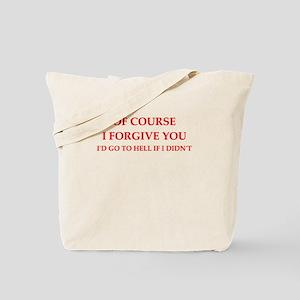 forgiveness Tote Bag