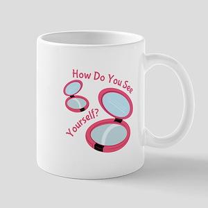 See Yourself Mugs