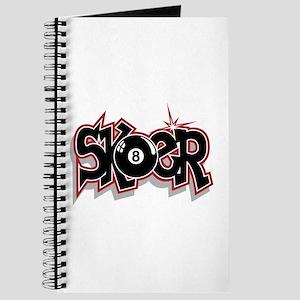 Sk8ter Skateboarding Journal