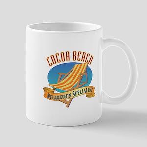 Cocoa Beach Relax - Mug