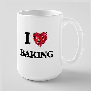 I Love Baking Mugs
