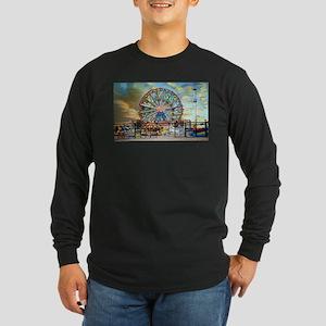 Wonder Wheel Park Long Sleeve T-Shirt