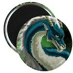 "Luuko Dimar Dragon 2.25"" Magnet (100 pack)"
