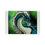 Luuko Dimar Dragon Rectangle Magnet (10 pack)